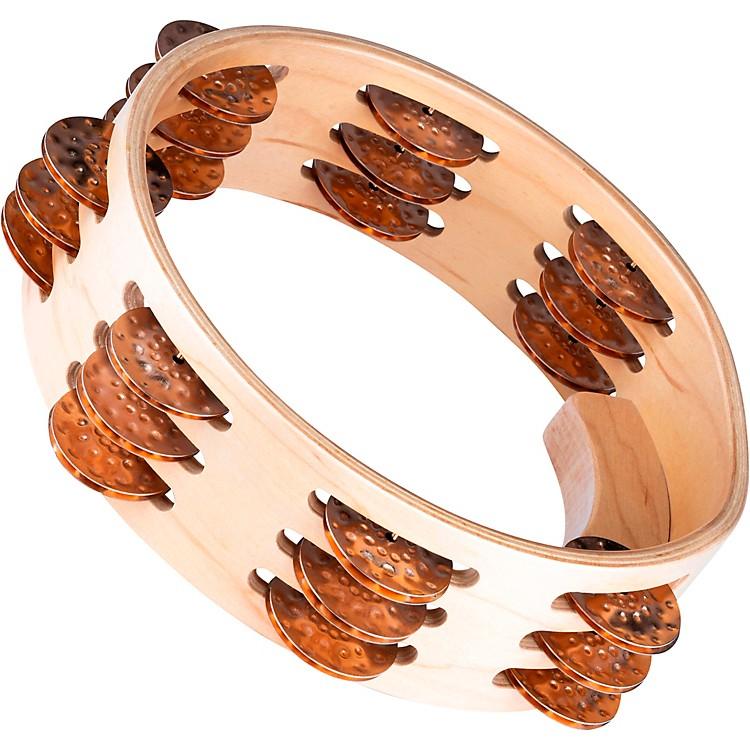 MeinlArtisan Compact Maple Wood Tambourine Three Rows