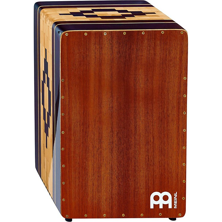 Meinl Artisan Edition Festejo Series Flamenco Style Cajon, Matte With Snare Strings Pine