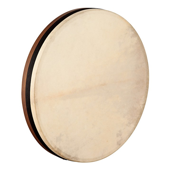 Meinl Artisan Edition Tar Goatskin Head Walnut Brown 18 x 2.50 in.