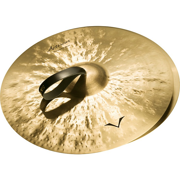 SabianArtisan Traditional Symphonic Medium Light Cymbals16 in.Medium Light