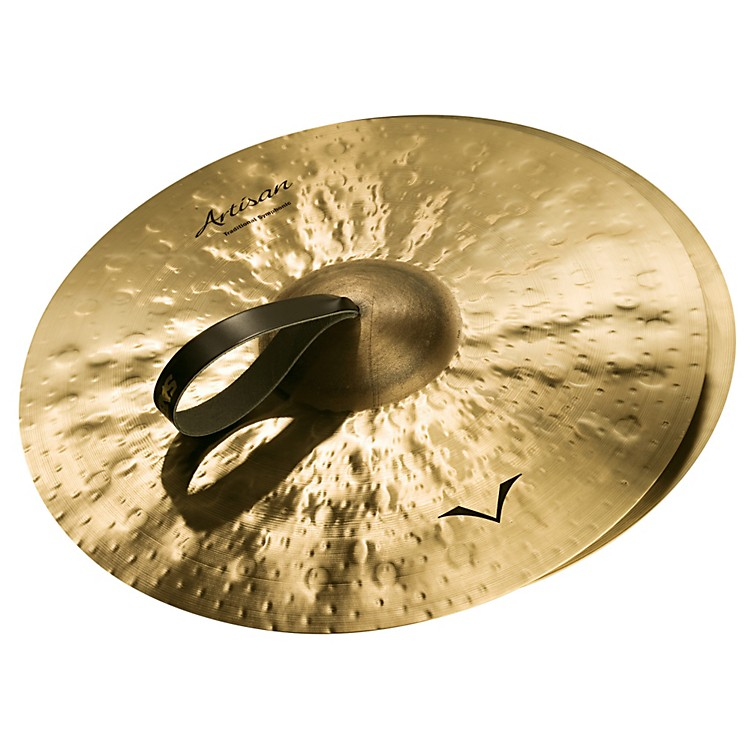 Sabian Artisan Traditional Symphonic Medium Light Cymbals 19
