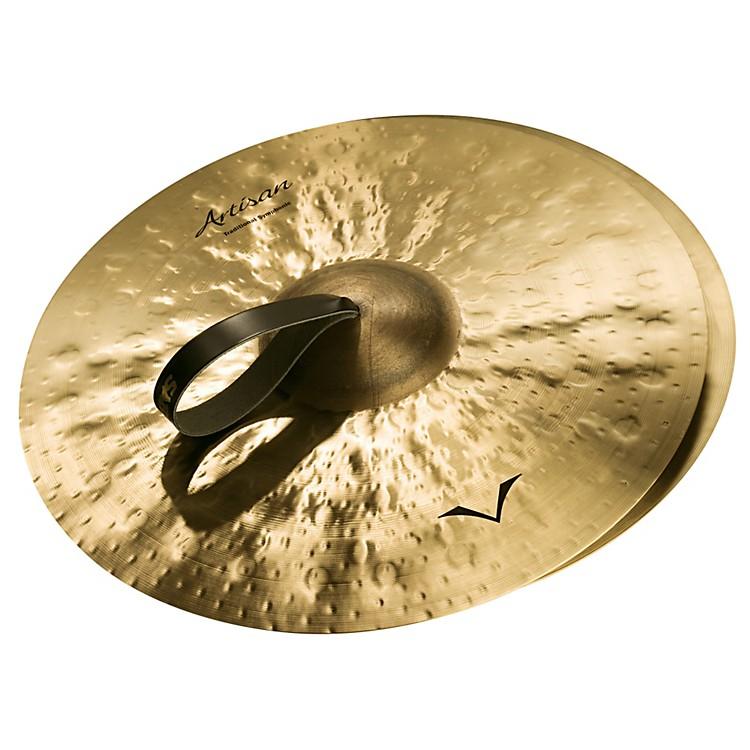 SabianArtisan Traditional Symphonic Medium Light Cymbals19 in.Medium Light