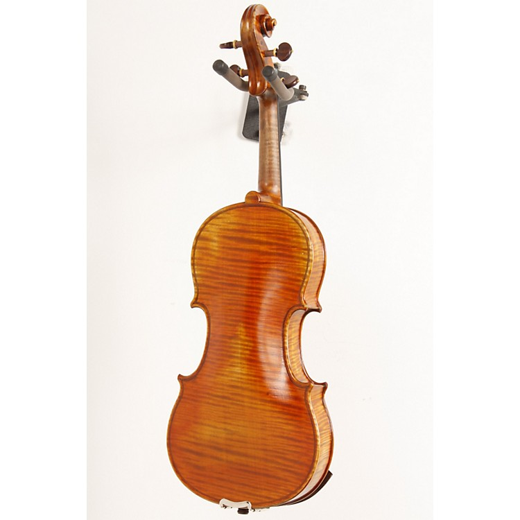 Ren Wei Shi Artist Model 2 Violin With Arcolla Bow and Bellafina Euro Case 886830271977