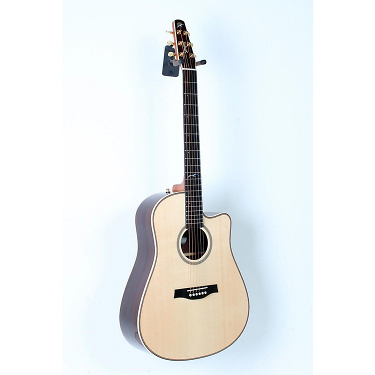 Seagull Artist Peppino Signature CW Acoustic Electric Guitar Natural 888365800448