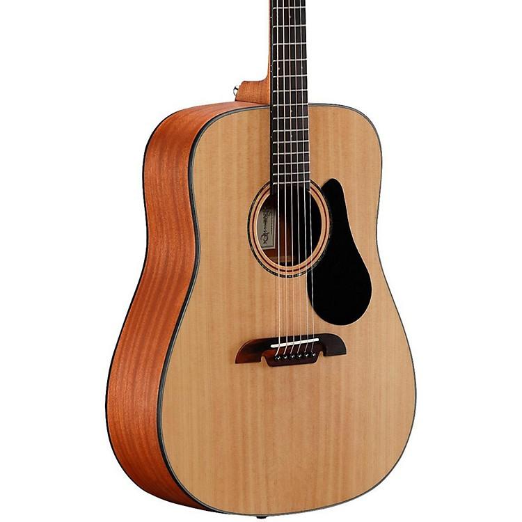 AlvarezArtist Series AD30 Dreadnought Acoustic GuitarNatural