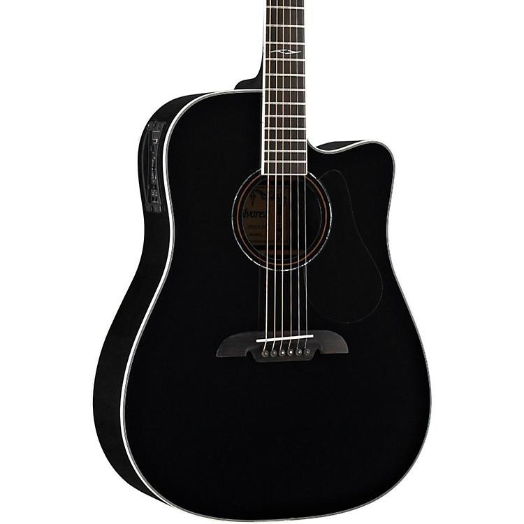 AlvarezArtist Series AD60CE Dreadnought Acoustic-Electric Guitar