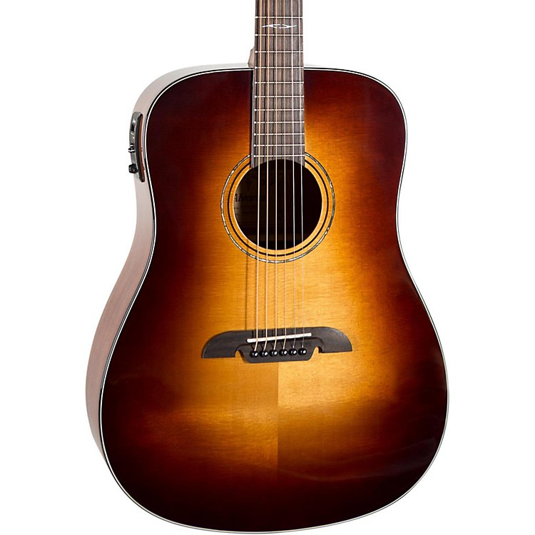 Alvarez Artist Series AD610 Dreadnought Acoustic Guitar