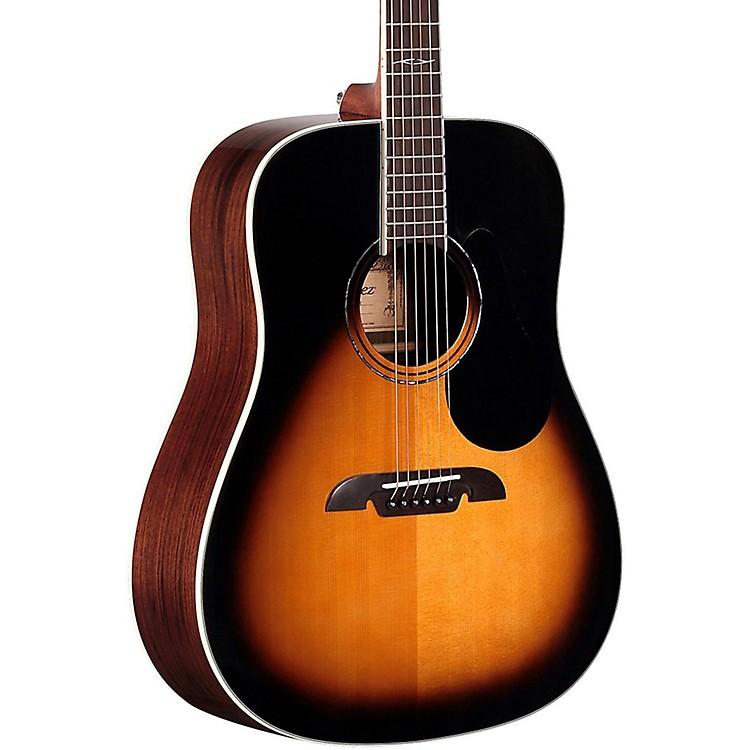 AlvarezArtist Series AD70SB Dreadnought Acoustic GuitarSunburst