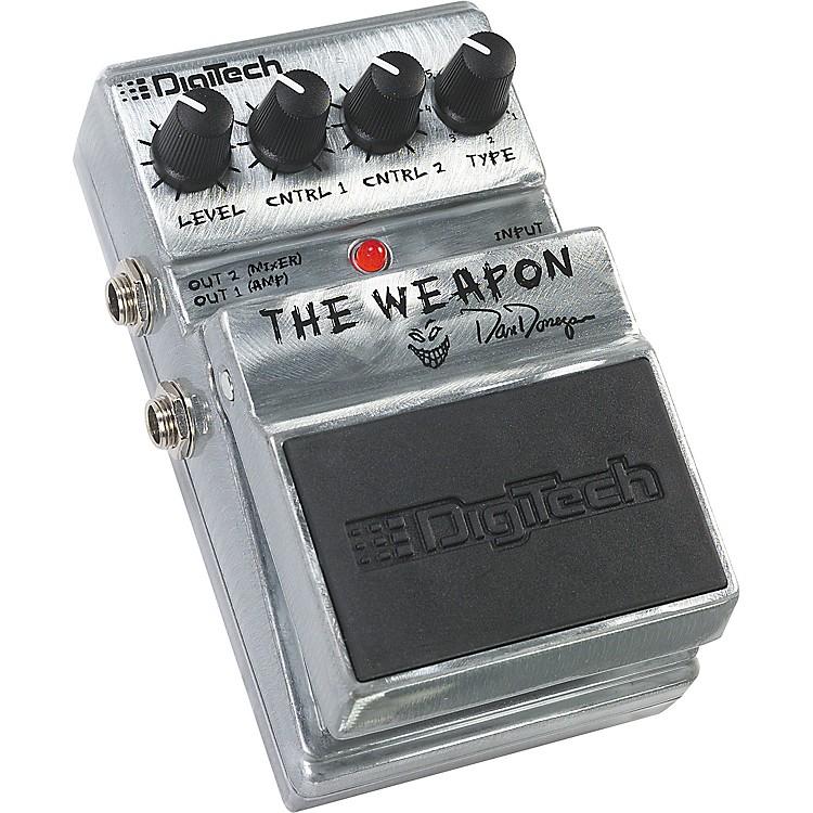 DigiTechArtist Series Dan Donegan The Weapon Guitar Multi Effects Pedal