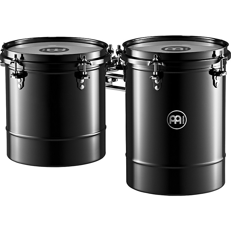 MeinlArtist Series Dave Mackintosh Attack TimbalesBlack Nickel9 x 8 in. and 11 x 8 in.