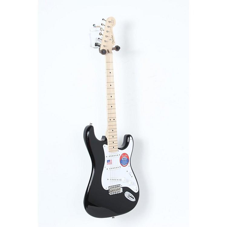 FenderArtist Series Eric Clapton Stratocaster Electric GuitarBlack888365904115