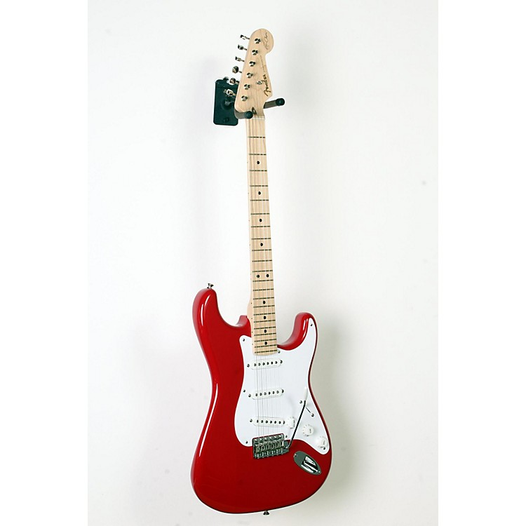 Fender Artist Series Eric Clapton Stratocaster Electric Guitar Torino Red 888365896243