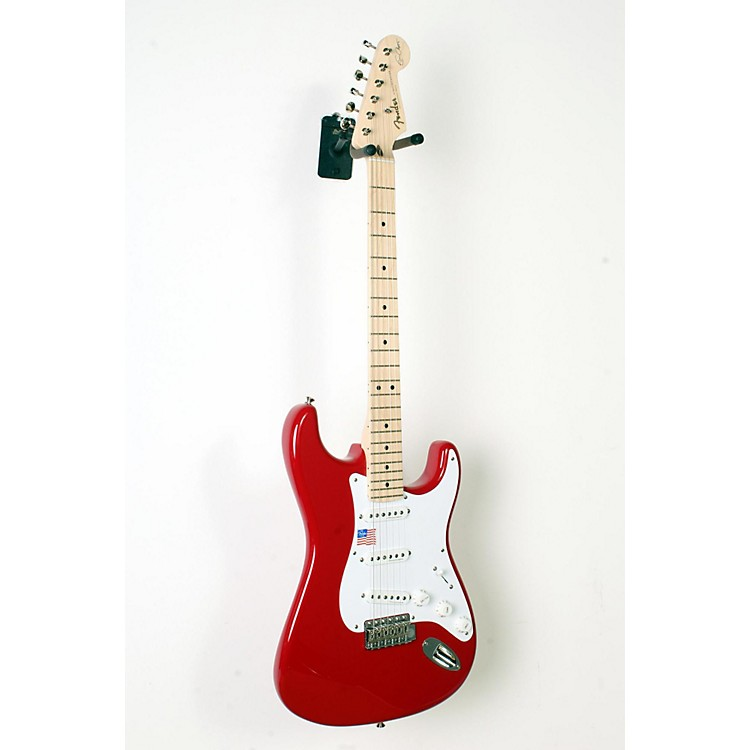 Fender Artist Series Eric Clapton Stratocaster Electric Guitar Torino Red 888365911472