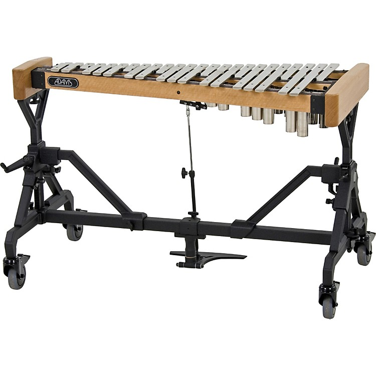Adams Artist Series Glockenspiel with Damper Pedal and Traveler Frame