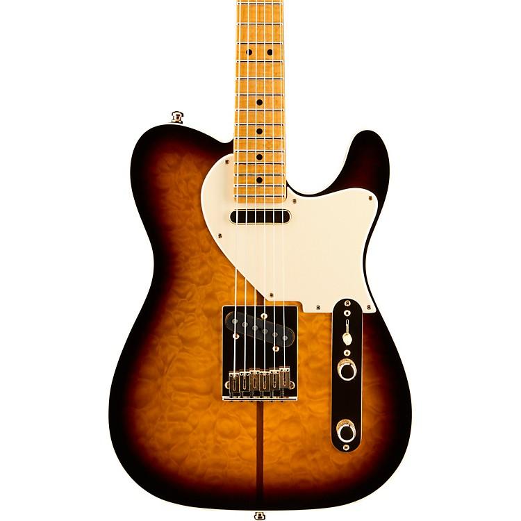 Fender Custom ShopArtist Series Merle Haggard Signature Telecaster Electric Guitar2-Tone Sunburst