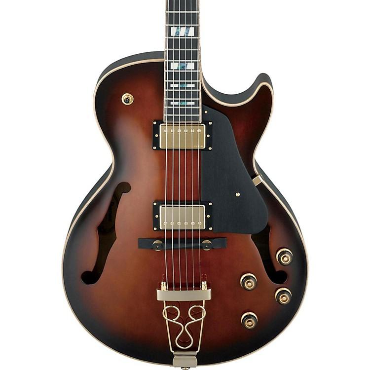 IbanezArtstar Solid Top SS300 Hollowbody Electric GuitarDark Violin Sunburst