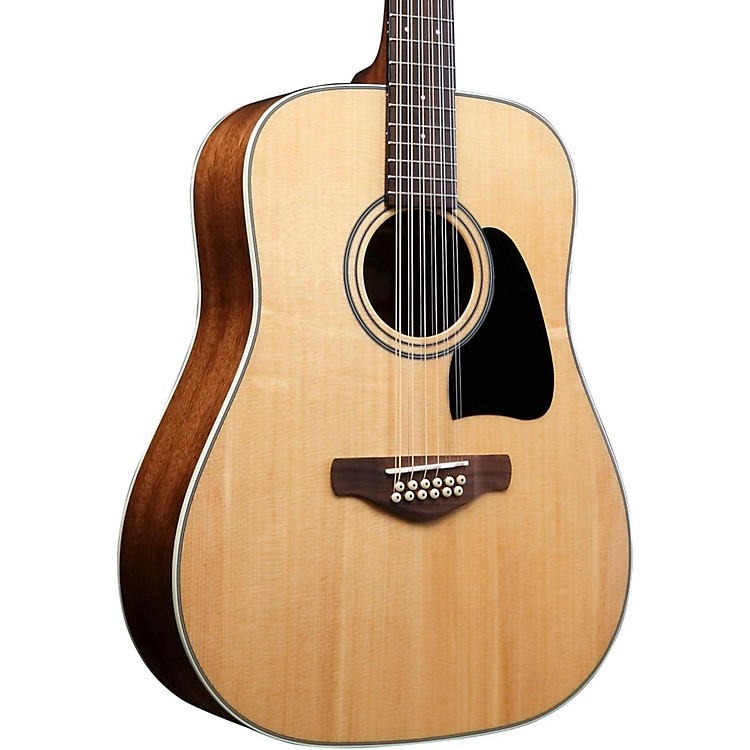 Ibanez Artwood AW8012-NT 12-String Acoustic Guitar Natural