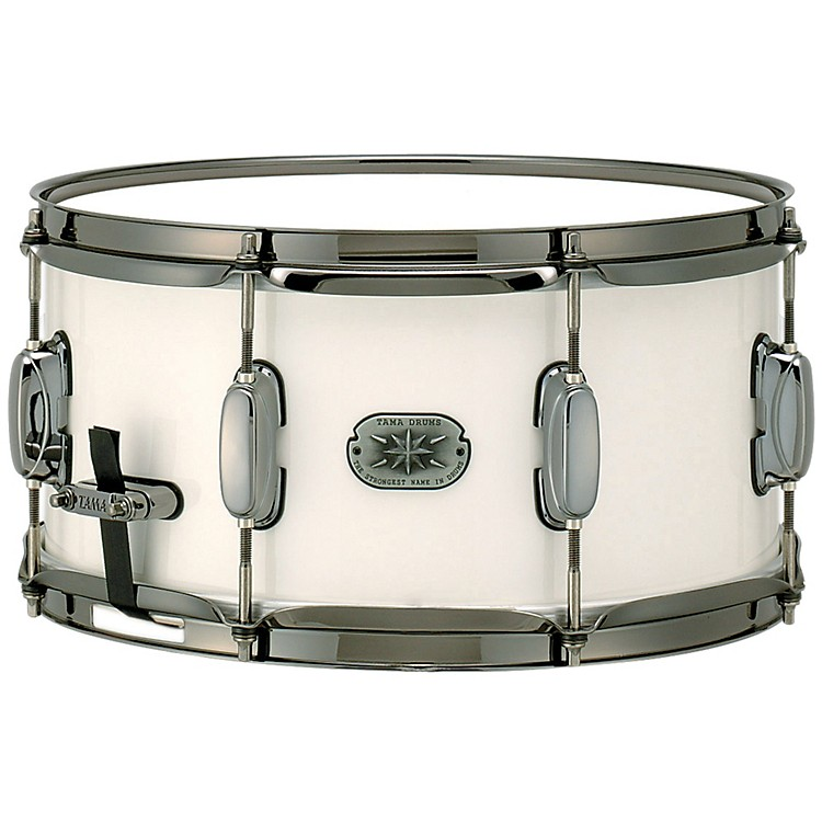 Tama Artwood Custom Snare Drum Piano White 5.5x14