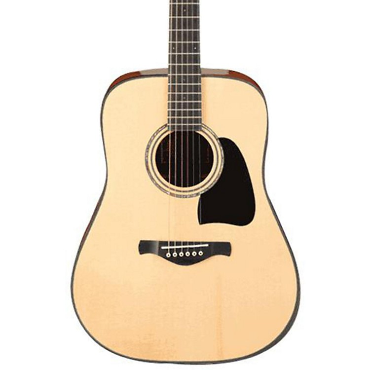 Ibanez Artwood Series AW3000WC Solid Top Acoustic Guitar Natural