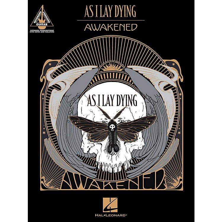 Hal LeonardAs I Lay Dying - Awakened