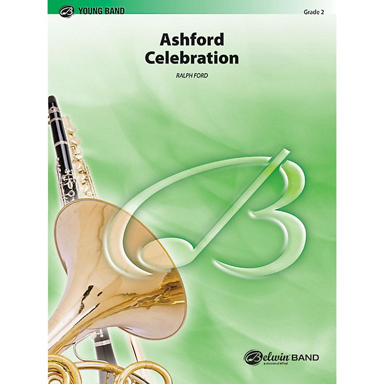 AlfredAshford Celebration Concert Band Grade 2 Set