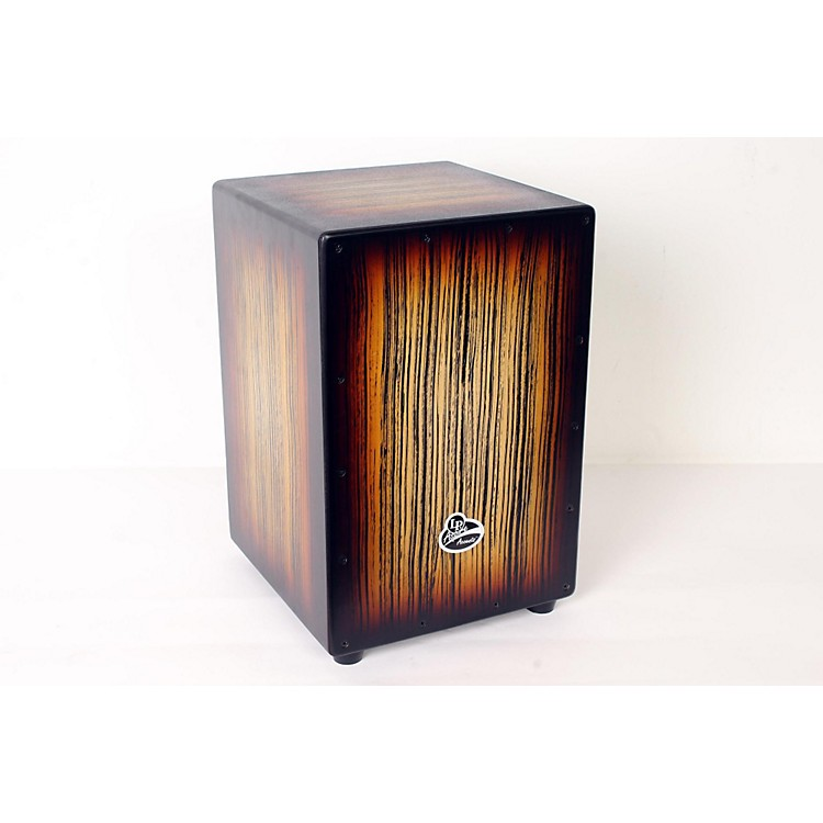 LP Aspire Accents Cajon Sunburst Streak 888365904856