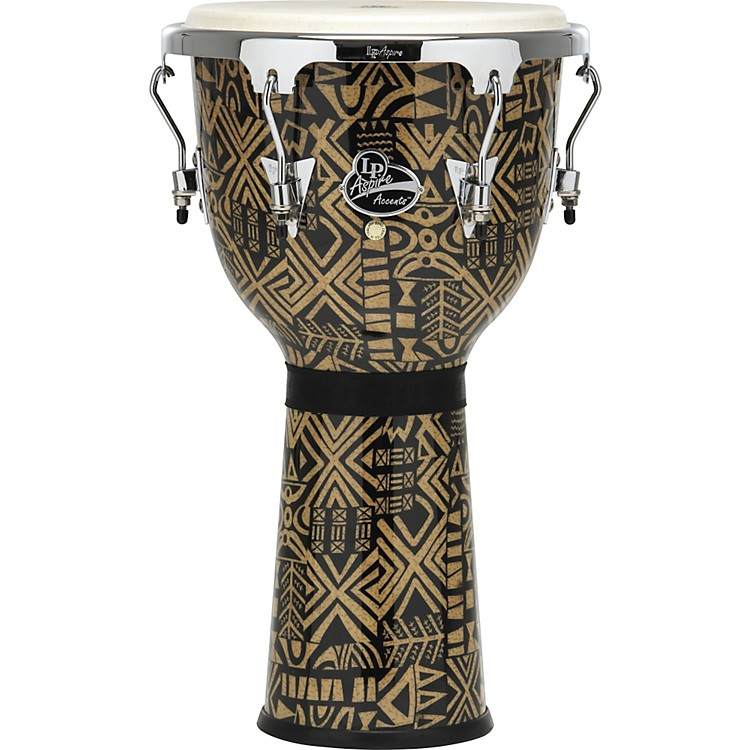 LP Aspire Bowl-Shaped Djembe Serengeti
