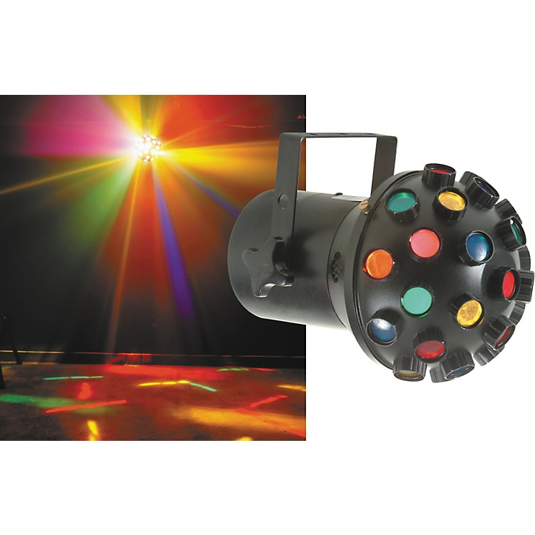 Eliminator Lighting Asteroid E143 Multicolor Effect Light