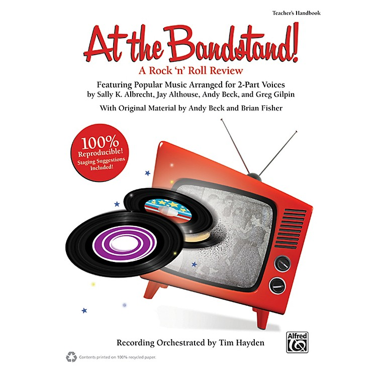 AlfredAt the Bandstand! Book & CD Kit