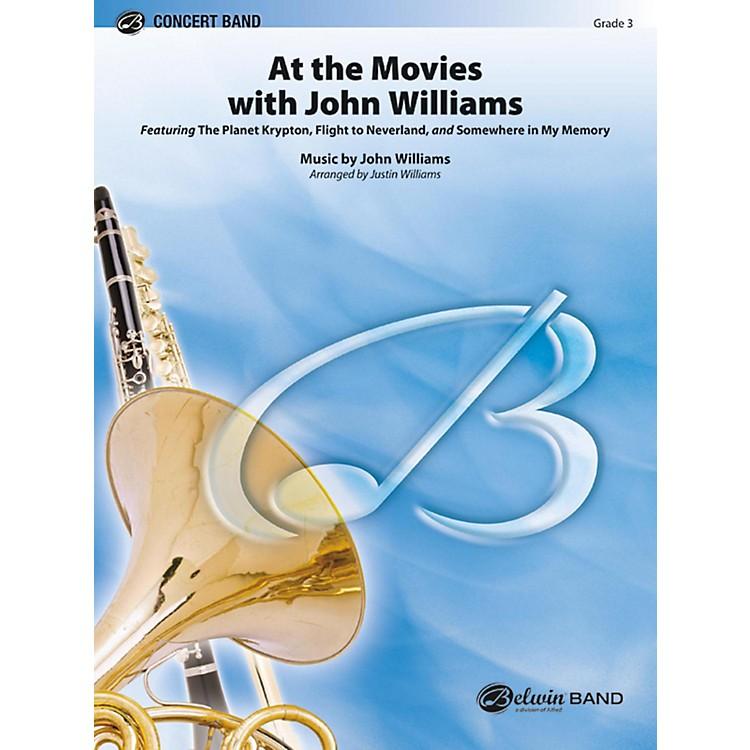 BELWINAt the Movies with John Williams Grade 3 (Medium Easy)