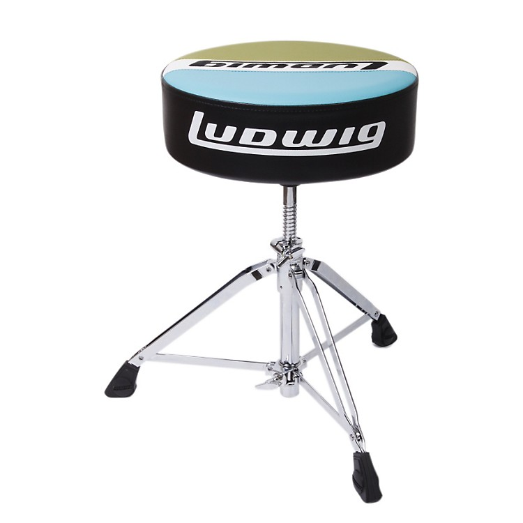 Ludwig Atlas Classic Round Throne