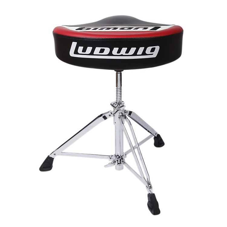 Ludwig Atlas Pro Saddle Throne