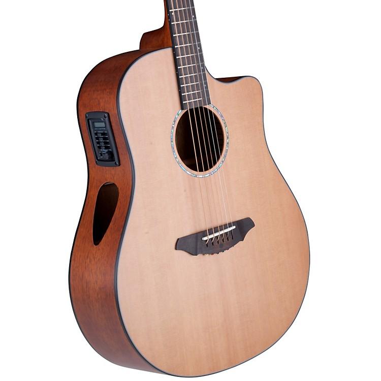 BreedloveAtlas Series Solo D350/CMe Dreadnought Acoustic-Electric Guitar