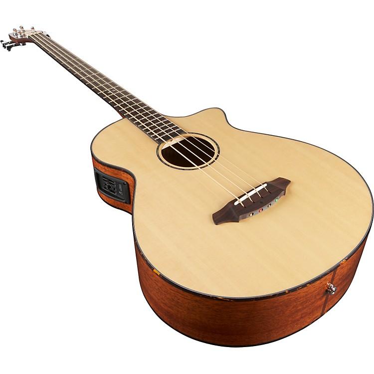 BreedloveAtlas Series Studio BJ350/SMe-4 Acoustic-Electric Bass GuitarNatural