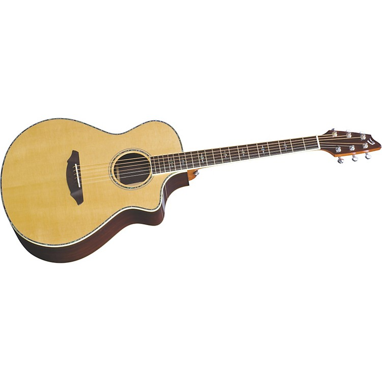 Breedlove Atlas Stage Series C25/SRe Concert Acoustic-Electric Guitar Natural