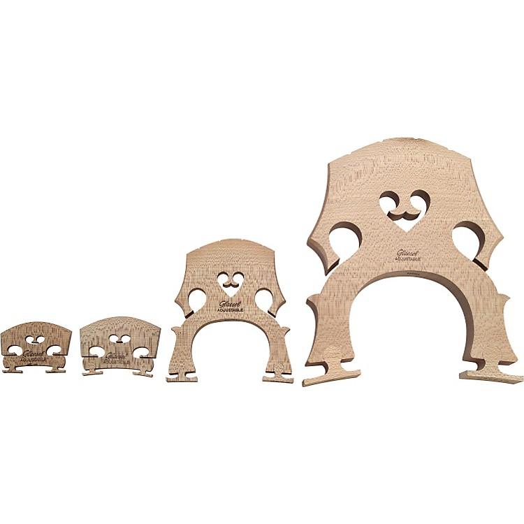 The String CentreAubert Adjustable Violin Bridge4/4 Low
