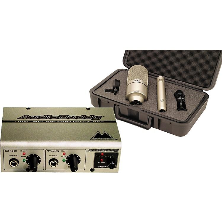 M-AudioAudio Buddy & 990/991 Package