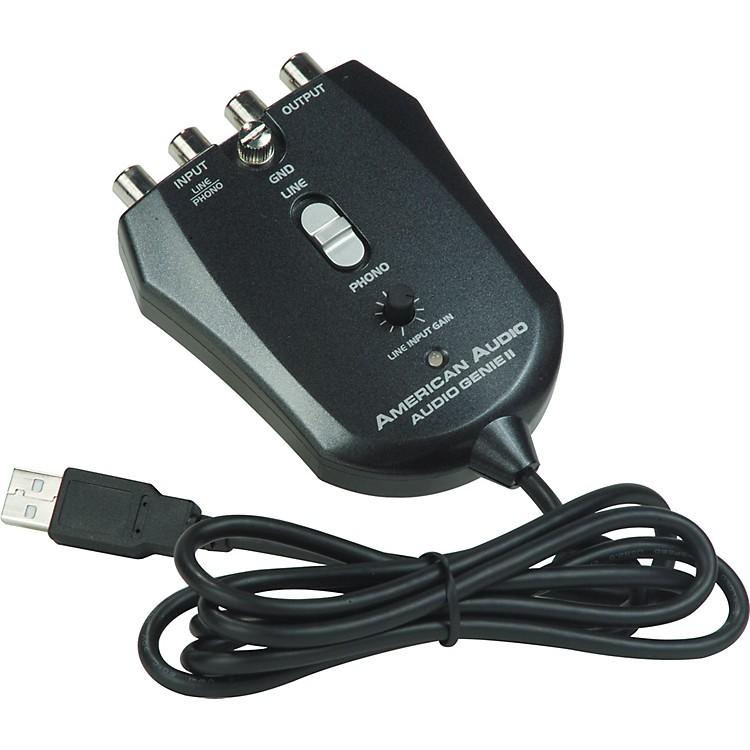 American AudioAudio Genie II USB Phono Interface