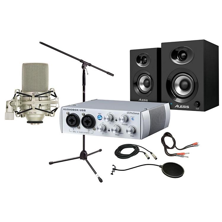 PreSonusAudioBox 2x2 Elevate 990 Package