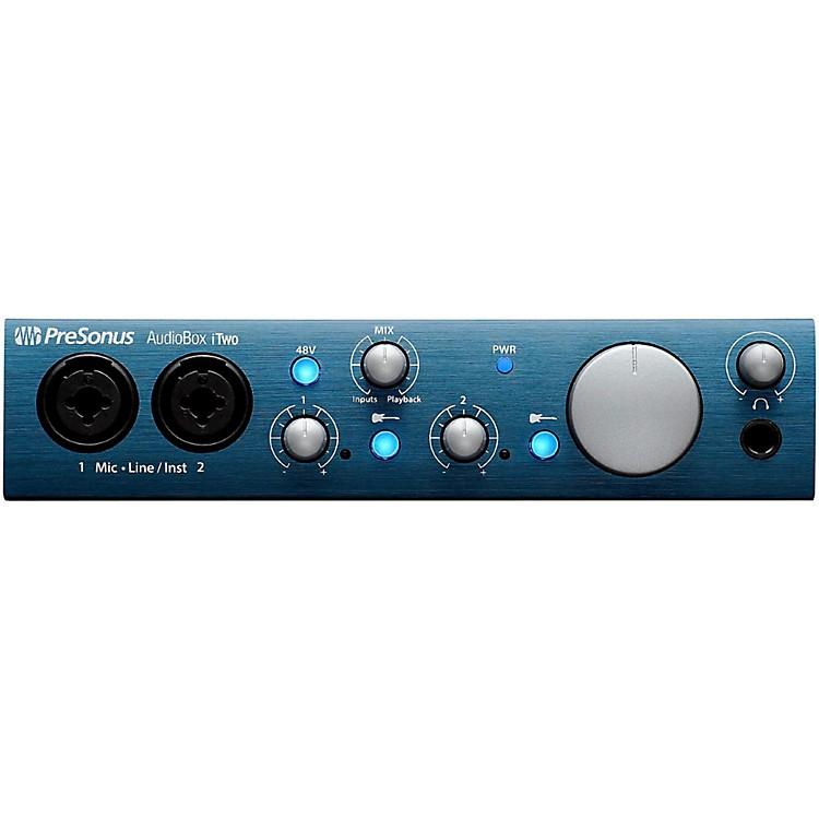 PreSonusAudioBox iTwo 2x2 USB/iPad Recording System