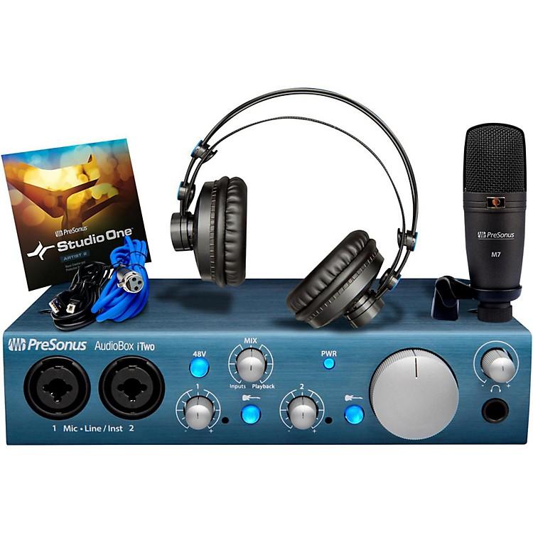 PreSonusAudioBox iTwo Studio