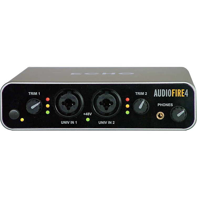 Echo AudioFire4 FireWire Audio Interface