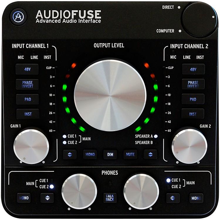 ArturiaAudioFuse Audio InterfaceDark Black