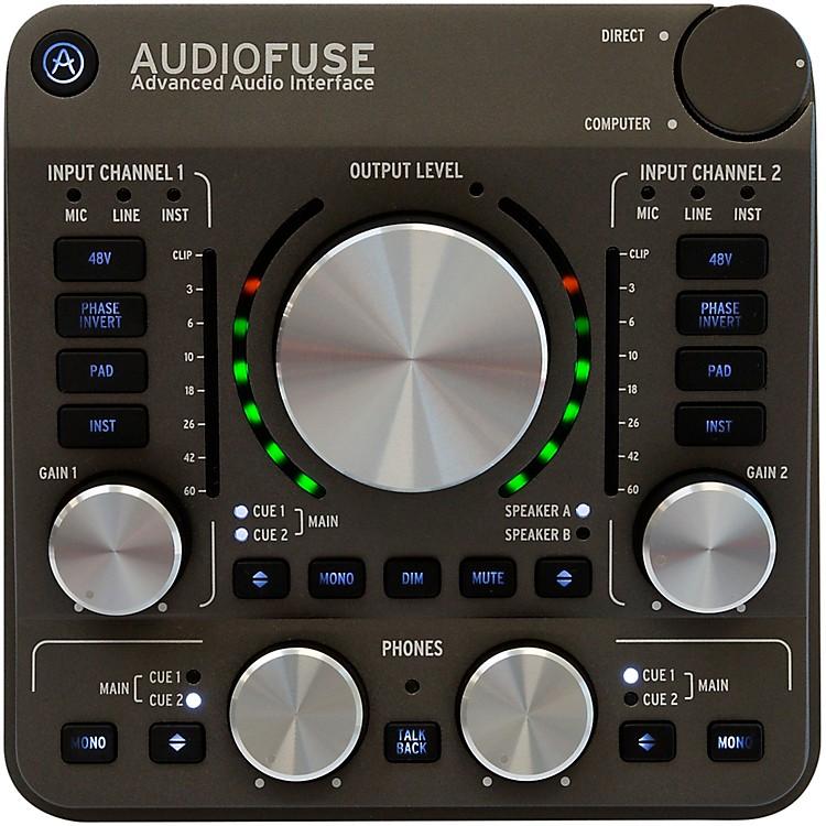 ArturiaAudioFuse Audio InterfaceSpace Gray