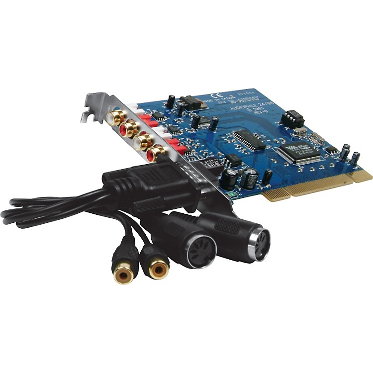 M-Audio Audiophile 2496 PCI Digital Audio Card