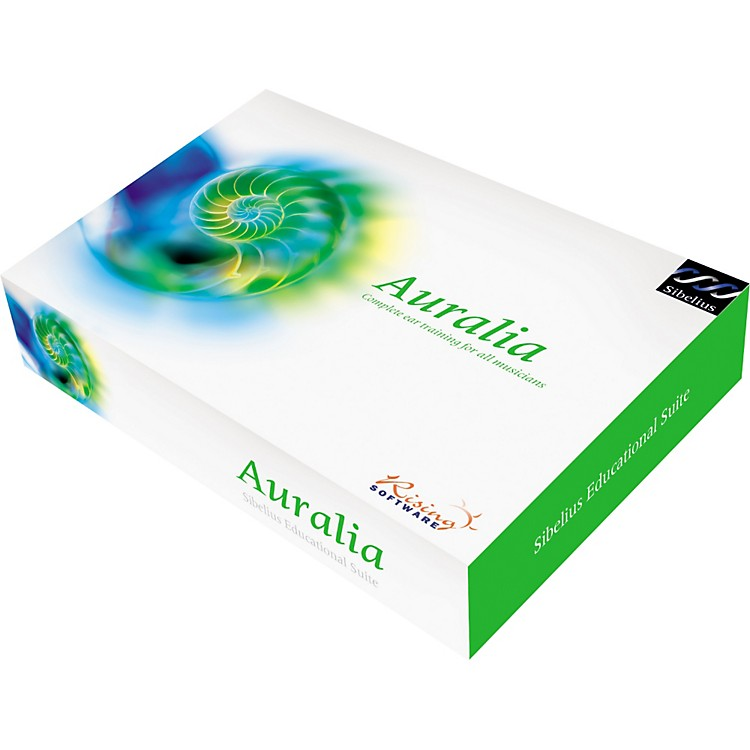 Rising Software Auralia 3 Academic for Windows Single Academic