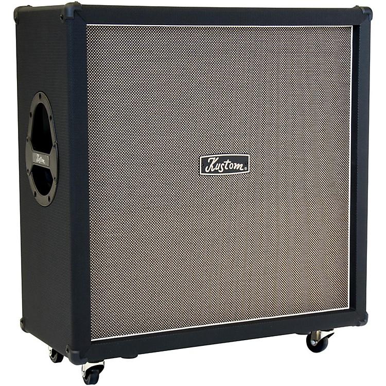 KustomAuris 4X12 Celestion Loaded Straight Guitar Speaker Cabinet