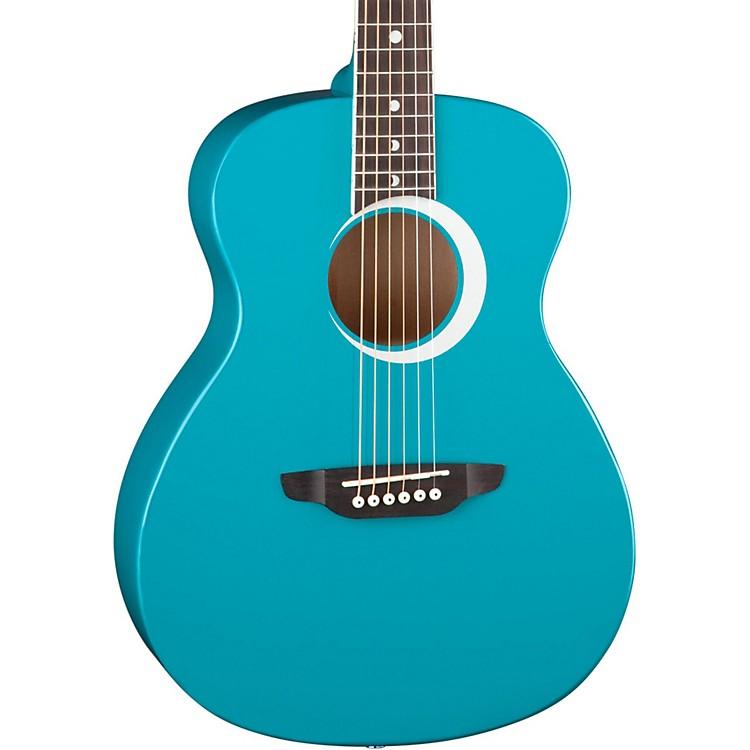 Luna GuitarsAurora Borealis 3/4 Size Acoustic Guitar