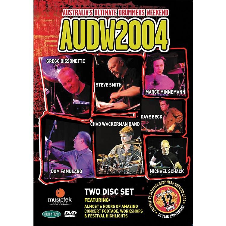 Hudson MusicAustralia's Ultimate Drummers Weekend - AUDW 2004 2-DVD Set