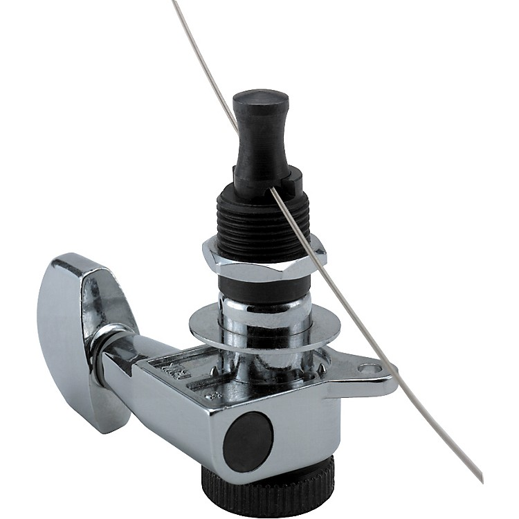 D'Addario Planet Waves Auto Trim Tuning Machines 6 In-Line Chrome